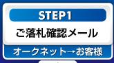 ご落札確認メール(オークネット→お客様)